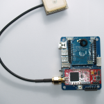 RFBee with GPS and 5V StepUp
