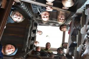 52N Days stairwell