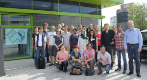 ifgi 20th anniversary - think tank and summer school participants