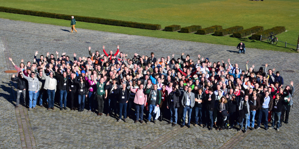 FOSSGIS COnferenc 2015 participants