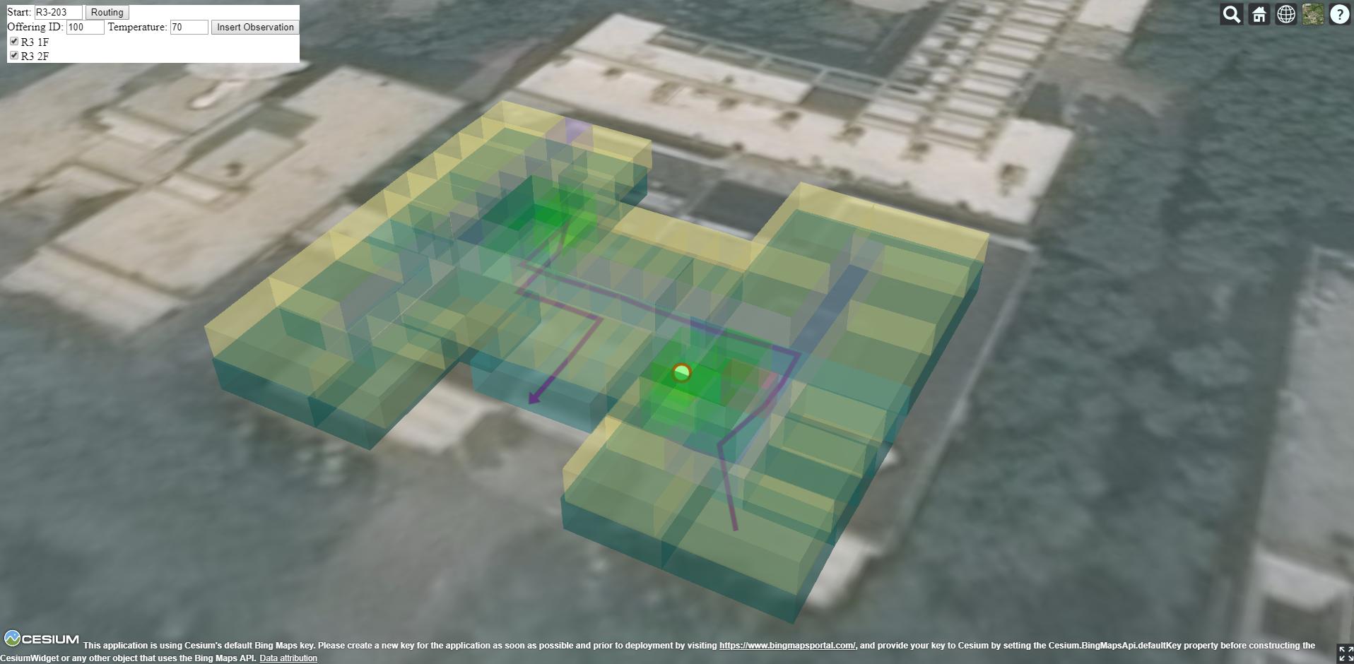 Real-time Fire Management System Based on Sensor Web Services - Blog