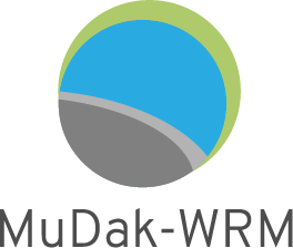 Multidisciplinary data acquisition as the key for a globally applicable water resource management (MuDak-WRM)