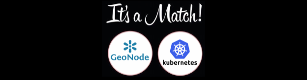 GeoNode and Kubernetes
