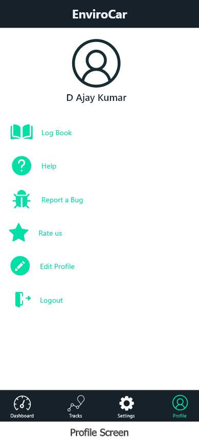 new eC profile